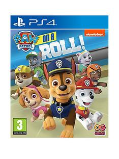 playstation-4-paw-patrol-on-a-roll
