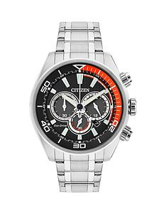 citizen-eco-drive-black-dial-chronograph-stainless-steel-bracelet-mens-watch