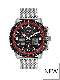 citizen-eco-drive-limited-edition-red-arrows-skyhawk-at-radio-controlled-luxury-gift-box-stainless-steel-mesh-bracelet-watch