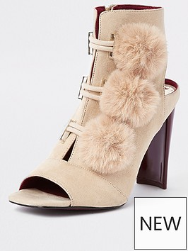 river-island-pom-pom-shoe-boot-cream