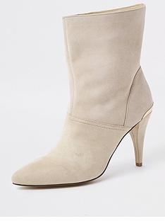 river-island-river-island-skinny-heel-slouch-ankle-boot-cream