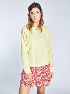 jack-wills-harboard-raglan-crew-yellow