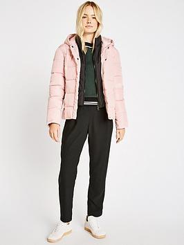 Jack Wills Cuffley Padded Jacket - Pink