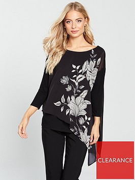 wallis-floral-asymmetric-layer-top