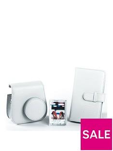 fujifilm-instax-instax-mini-9-accessory-kit-case-album-andnbspphoto-frame-smoky-white