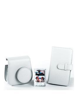 fujifilm-instax-mini-9-accessory-kit-case-album-andnbspphoto-frame-smoky-white
