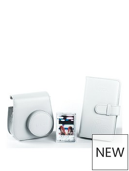 fujifilm-instax-mini-9-accessory-kit-case-album-andnbspphoto-frame-smoky-white