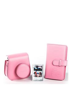 fujifilm-instax-instax-mini-9-accessory-kit-case-album-andnbspphoto-frame-flamingo-pink