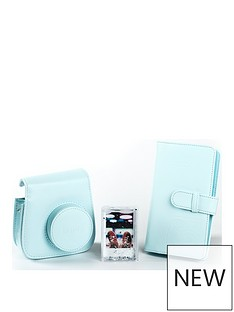 fujifilm-fujifilm-instax-mini-9-accessory-kit-case-album-amp-photo-frame-ice-blue