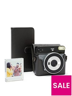 fujifilm-instax-fujifilm-instax-sq6-accessory-kit-case-album-photo-frame-black
