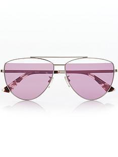 mcq-alexander-mcqueen-cut-out-aviator-sunglasses-silver