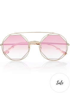 mcq-alexander-mcqueen-oversized-round-geometric-sunglasses-goldpink