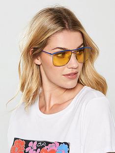 puma-aviator-sunglasses-blueyellownbsp