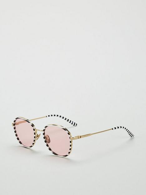 calvin-klein-oval-stripe-sunglasses