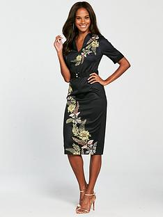 455363c6e Ted Baker Pirouette Bodycon Dress