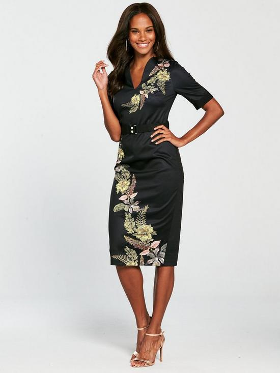 4237c0be108a Ted Baker Pirouette Bodycon Dress