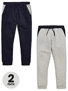 v-by-very-boys-2-pack-colour-block-skinny-fit-joggers
