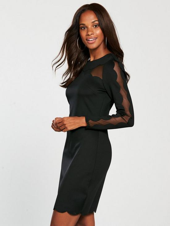66734d20a06ee Ted Baker Joyous Bodycon Dress - Black