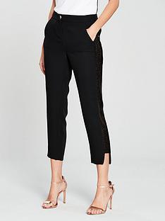 ted-baker-sequin-side-panel-trouser-blacknbsp