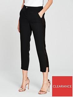 969e992291c1 Ted Baker Sequin Side Panel Trouser - Black