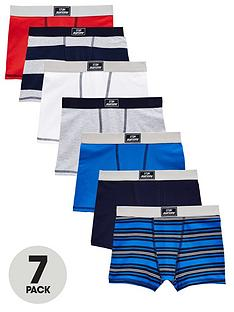 v-by-very-boys-7-pack-mixed-stripe-trunks-multi