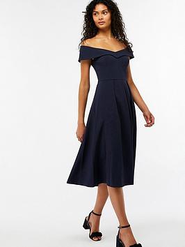 monsoon-vivienne-bardot-dress-black