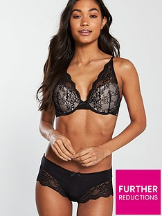 v-by-very-high-apex-lace-bra-black-nude