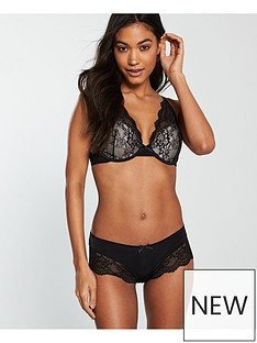 v-by-very-lace-trim-short
