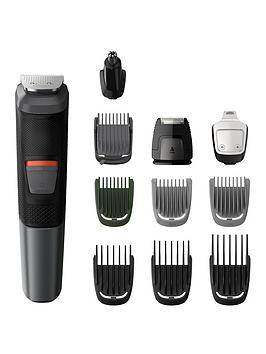 Philips Philips Series 5000 11-In-1 Multi Grooming Kit For Beard, Hair And Body With Nose Trimmer Attachment - Mg5730/33