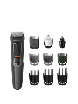 philips-philips-series-3000-10-in-1-multi-grooming-kit-for-beard-hair-and-body-with-nose-trimmer-attachment-mg374733