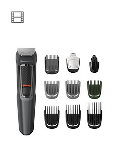 philips-series-3000-10-in-1-multi-grooming-kit-for-beard-hair-and-body-with-nose-trimmer-attachment-mg374733