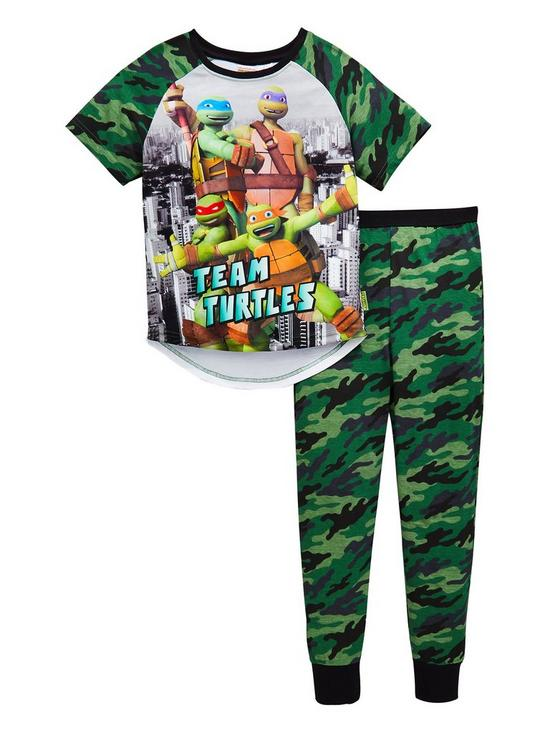 1d2d2759b Teenage Mutant Ninja Turtles Tmnt Camo Pyjamas