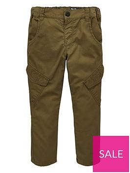 mini-v-by-very-boys-angled-pocket-cuff-cargo-trousers-khaki