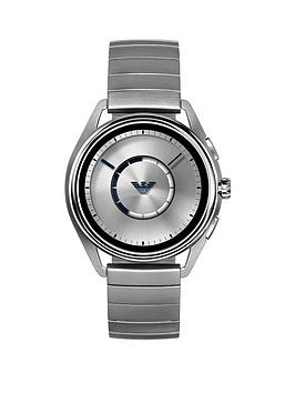 emporio-armani-full-display-silver-dial-stainless-steel-monolink-bracelet-mens-smart-watch