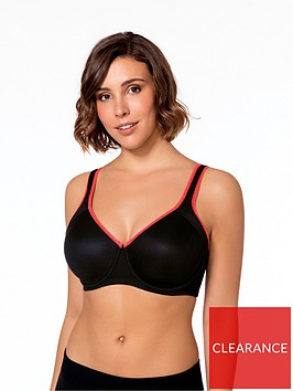 dorina-curvesnbspsonomanbspsports-bra-black-red