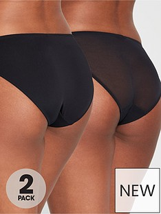 dorina-2-pack-joyce-briefs-black