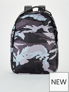 armani-exchange-camoflage-backpack