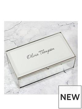 personalised-glass-mirrored-jewellery-box