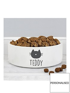 personalised-cat-bowl