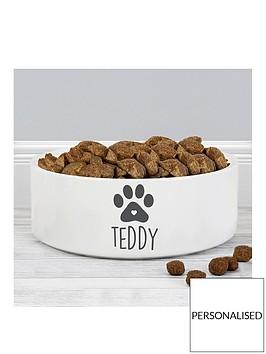 personalised-dog-bowl