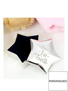 personalised-star-my-first-tooth-trinket-box