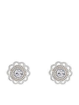 accessorize-filigree-crystal-stud-earrings