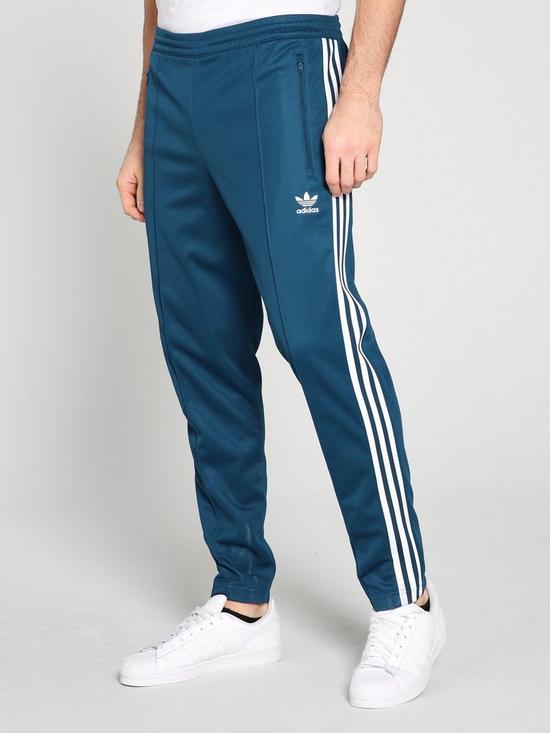 adidas Originals Beckenbauer Track Pants - Teal  6ca80ec1f
