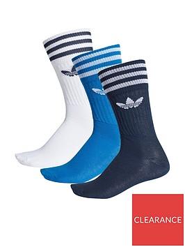 adidas-originals-solid-3-pack-socks