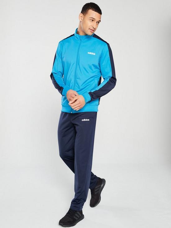 e98e97ce496c adidas Bos Basics Tracksuit - Blue