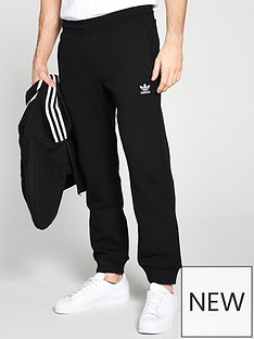 adidas-originals-trefoil-pants-black