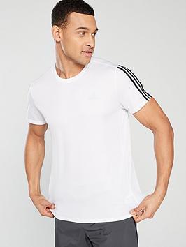 adidas-3snbsprunning-t-shirt--white