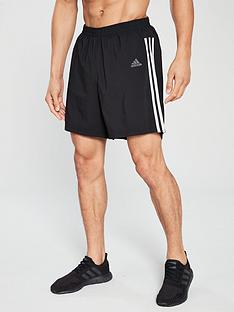 adidas-3s-7-inchnbsprunning-shorts-ndash-black