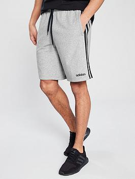 adidas-3s-core-shorts-grey-marl