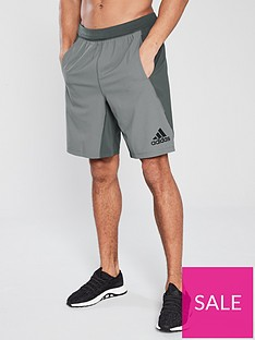 adidas-woven-training-shorts-grey
